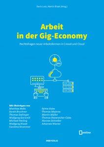 Image for Arbeit in der Gig-Economy